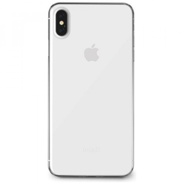 Чехол-накладка Moshi SuperSkin Exceptionally Thin Protective Case Crystal Clear for iPhone XS Max (99MO111907)