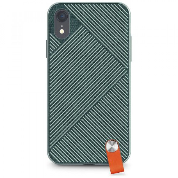 Чехол-накладка Moshi Altra Slim Hardshell Case With Strap Mint Green for iPhone XR (99MO117601)