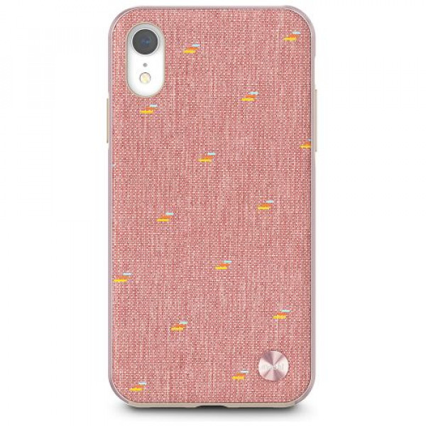 Чехол-накладка Moshi Vesta Slim Hardshell Case Macaron Pink for iPhone XR (99MO116301)
