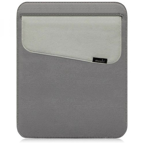 Чехол-карман Moshi Muse Case for iPad Falcon Gray (99MO034012)