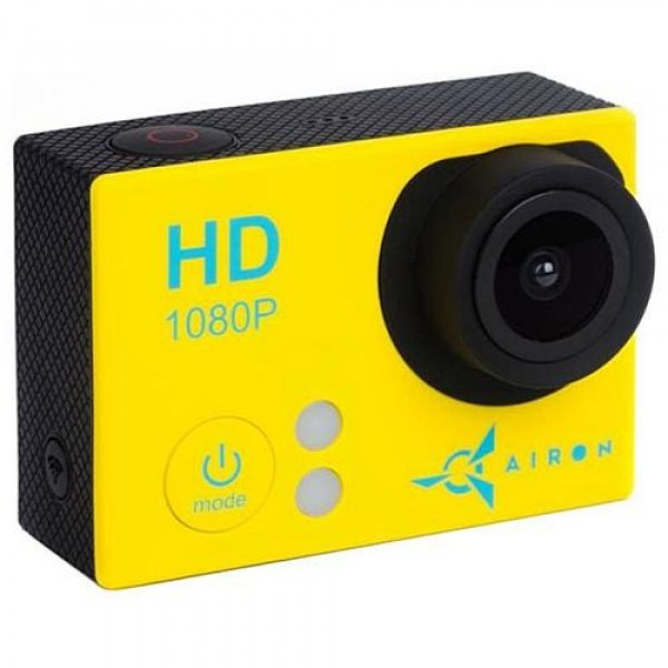 Экшн-камера AIRON ProCam HD Yellow