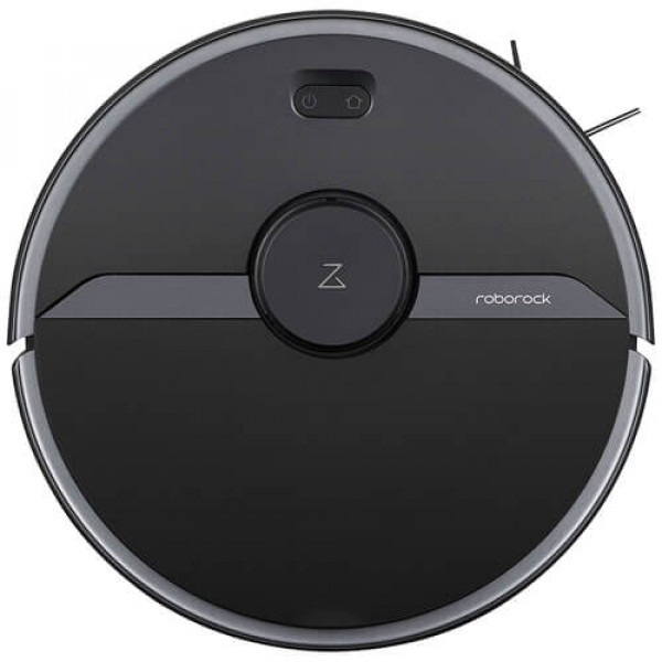 Робот-пылесос RoboRock Vacuum Cleaner S6 Black (S65) ГАРАНТИЯ 3 мес.
