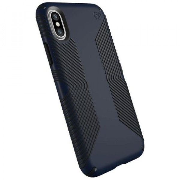 Чехол-накладка Speck for Apple iPhone XS/X Presidio Grip Eclipse (SP-103131-6587)
