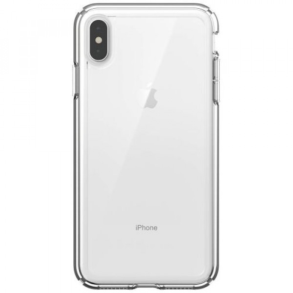 Чехол-накладка Speck for Apple iPhone Xs Max GEMSHELL Clear/Clear (SP-115895-5085)