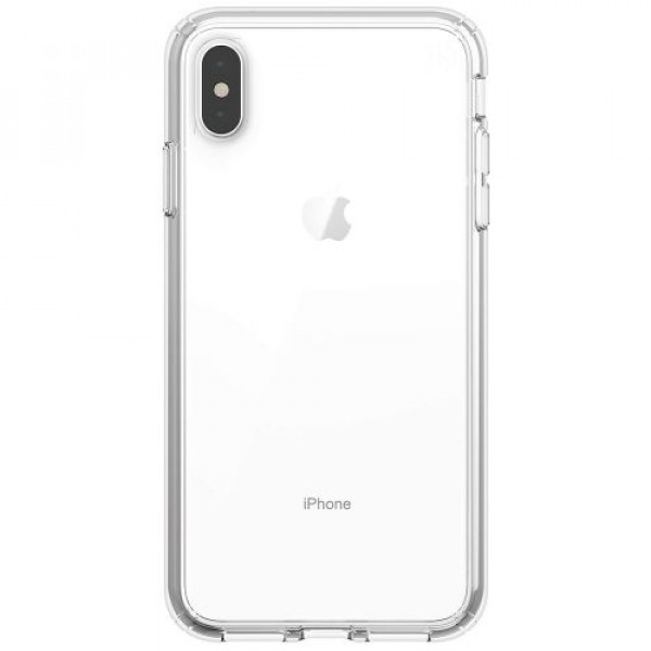 Чехол-накладка Speck for Apple iPhone Xs Max PRESIDIO Stay Clear/Clear (SP-119392-5085)