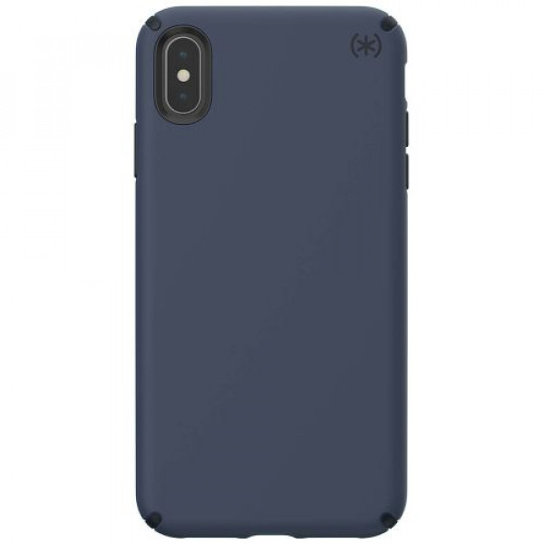 Чехол-накладка Speck for Apple iPhone XS Max Presidio Pro Eclipse Blue/Carbon Black (SP-119393-6587)