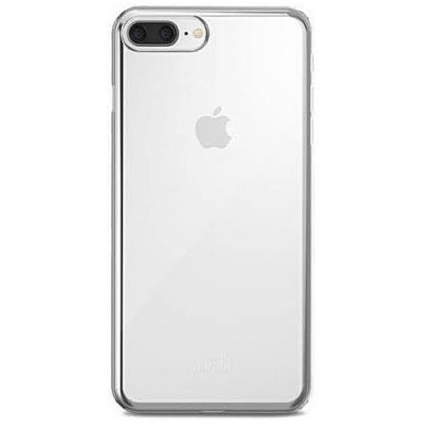 Чехол-накладка Moshi SuperSkin Exceptionally Thin Protective Case Crystal Clear for iPhone 8Plus/7Plus (99MO11190)