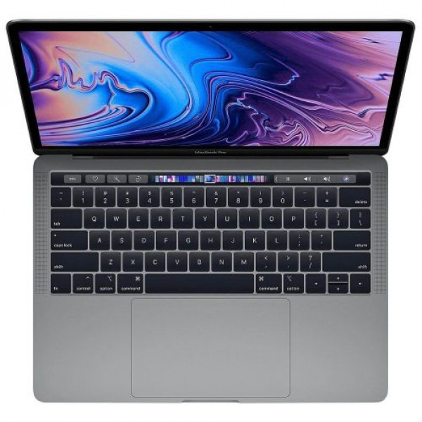 MacBook Pro with Touch Bar 13'' 2.3GHz 256GB Space Grey (MR9Q2) 2018
