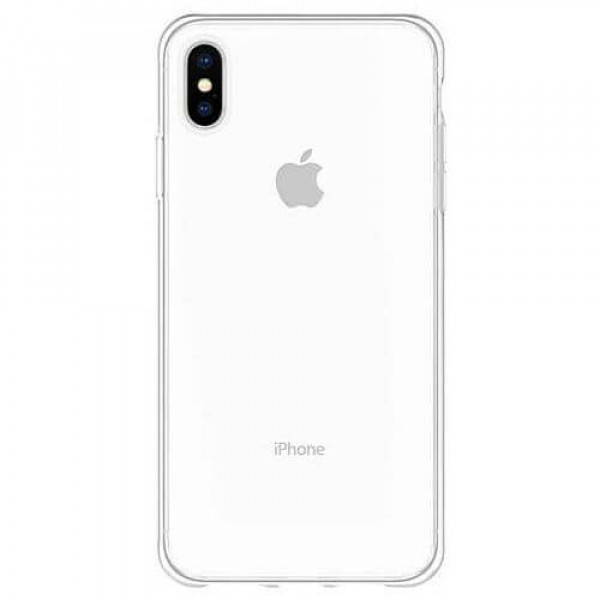 Чехол-накладка Griffin Reveal for iPhone XS Clear (GIP-006-CLR)