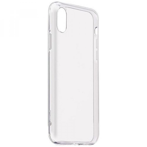 Чехол-накладка COTEetCI Utra-thin TPU Case for iPhone X Transparent (CS8003-TT)