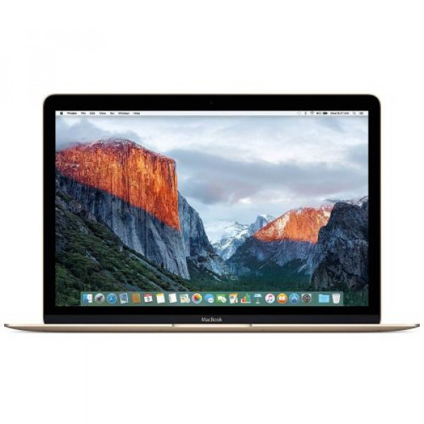 Macbook 12'' 1.2GHz 256GB Gold (MNYK2/MRQN2) 2017