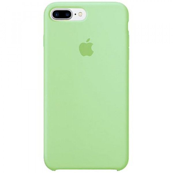 Чехол-накладка COTEetCI Silicone Case for iPhone 7Plus/8Plus Green