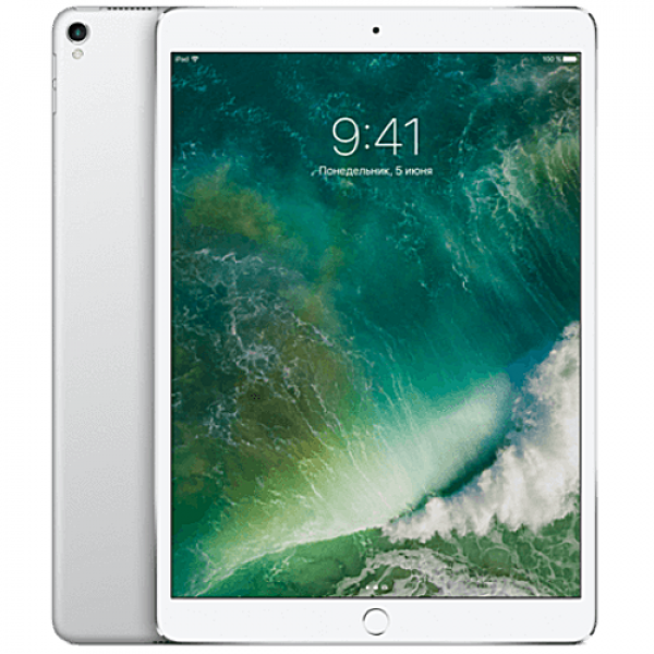 iPad Pro 10.5'' Wi-Fi + Cellular 256GB Silver (MPHH2)