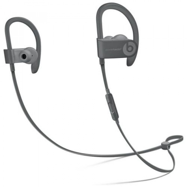 Наушники Beats Powerbeats 3 Wireless Asphalt Gray (MPXM2)
