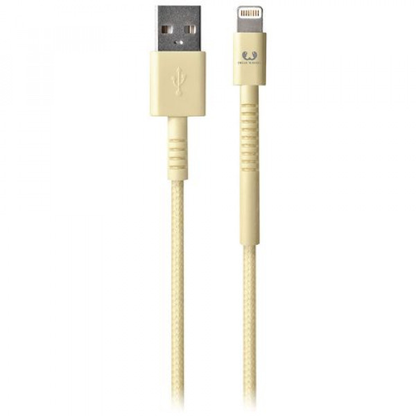 Кабель Fresh 'N Rebel Fabriq Lightning Cable 3m Buttercup (2LCF300BC)