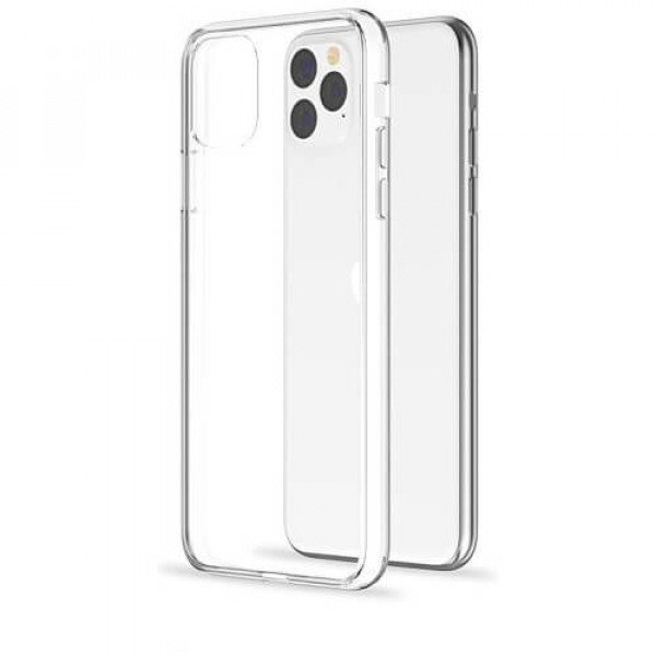 Чехол-накладка Vokamo Sdouble Protective Case for iPhone 11 Transparent (VKM00217)