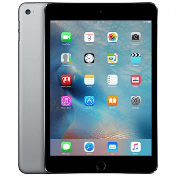 iPad mini 4 Wi-Fi 128GB Space Gray (MK9N2)