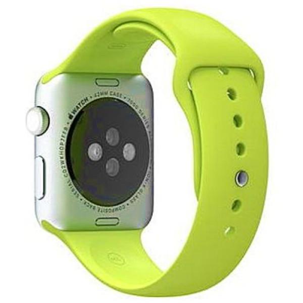 Ремешок COTEetCI W3 Sport Band for Apple Watch 42mm Green