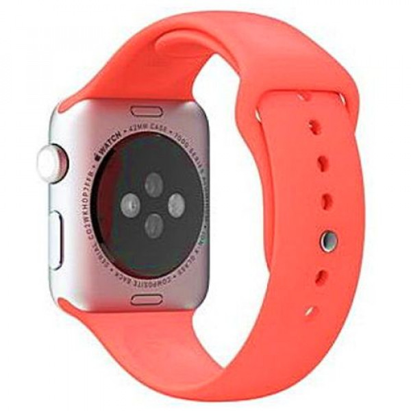 Ремешок COTEetCI W3 Sport Band for Apple Watch 38mm Red
