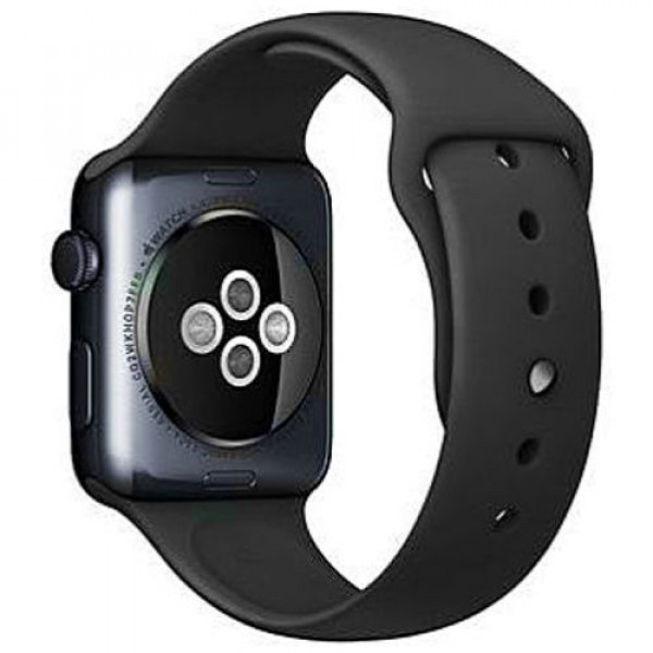 Ремешок COTEetCI W3 Sport Band for Apple Watch 42mm Black
