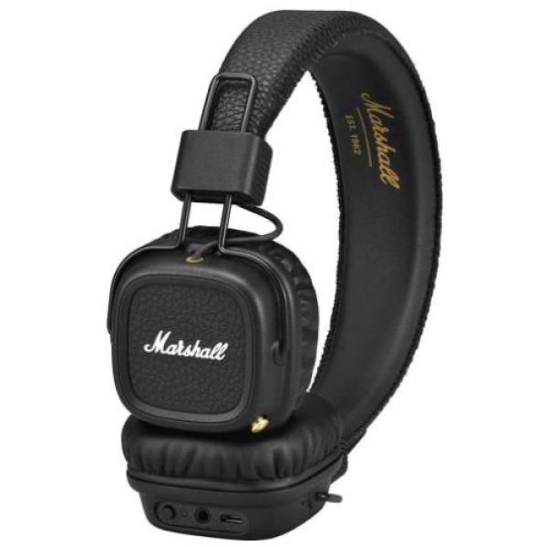 Наушники Marshall Headphones Major II Bluetooth Black (4091378)