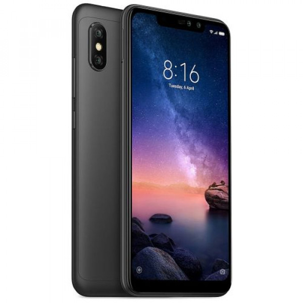 Xiaomi Redmi Note 6 Pro 4/64GB (Black) Global Version