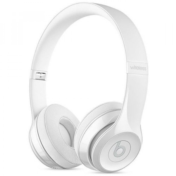Наушники Beats Solo3 Wireless On-Ear Headphones Gloss White (MNEP2)