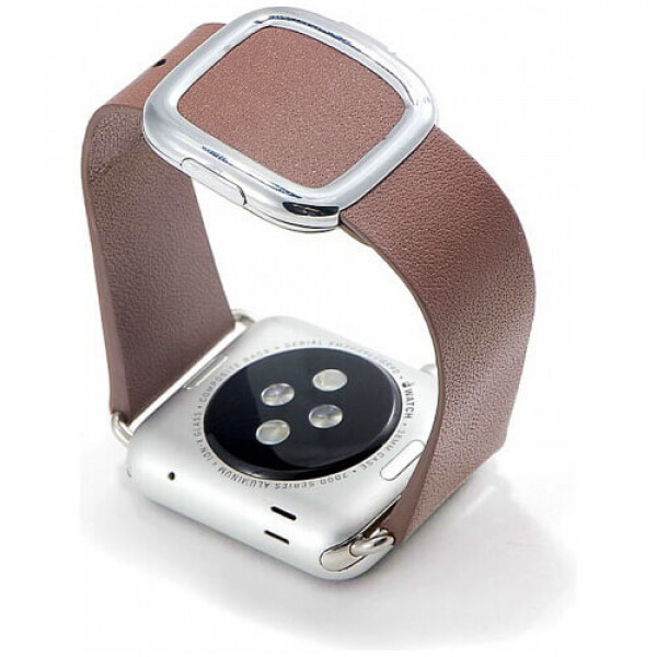 Ремешок COTEetCI W5 NOBLEMAN for Apple Watch 38mm Brown (WH5200-BR)