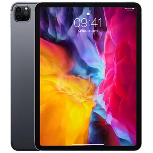 iPad Pro 11'' Wi-Fi + Cellular 128GB Space Gray 2020