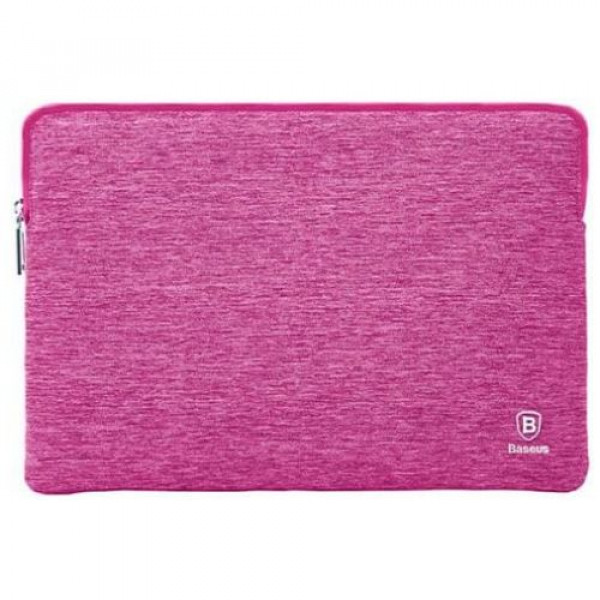 Чехол-папка Baseus Laptop Bag For MacBook 15-inch Rose Red (LTAPMCBK15-0R)