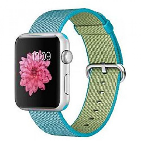 Ремешок COTEetCI W11 Nylon Band for Apple Watch 42mm Blue (WH5215-BL)