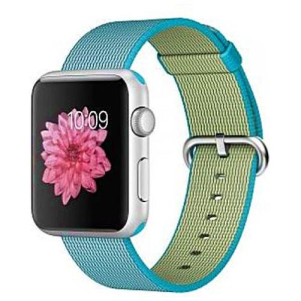 Ремешок COTEetCI W11 Nylon Band for Apple Watch 38mm Blue (WH5213-BL)