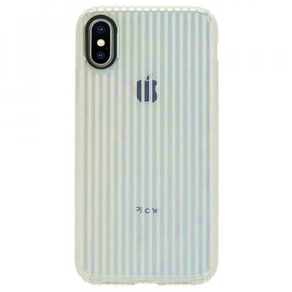 Чехол-накладка Incase Protective Guard Cover for iPhone X Clear (INPH190380-CLR)