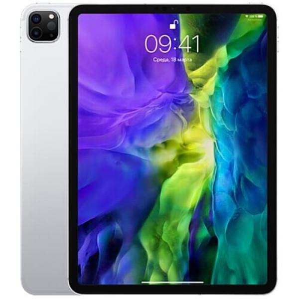 iPad Pro 11'' Wi-Fi + Cellular 128GB Silver 2020