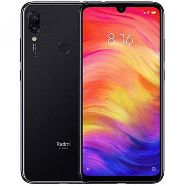 Xiaomi Redmi Note 7 4/64GB (Black) Global Version
