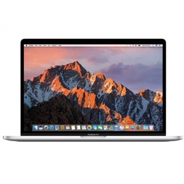 MacBook Pro with Touch Bar 15'' 2.8GHz 256GB Silver (MPTU2) 2017