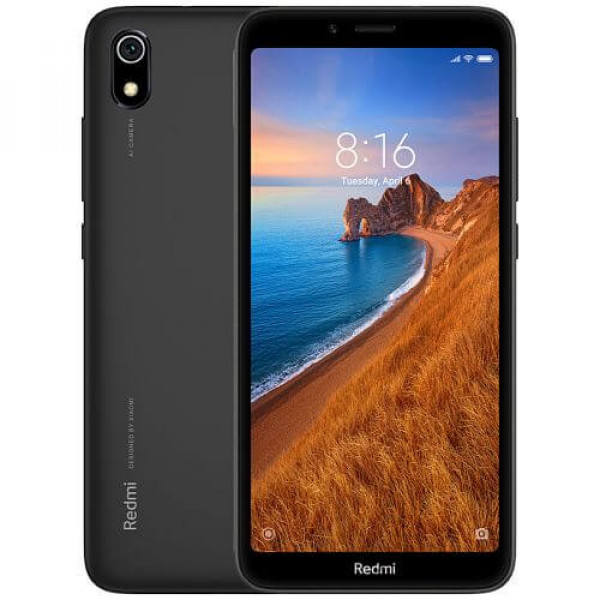 Xiaomi Redmi 7A 2/16GB Matte Black Global Version