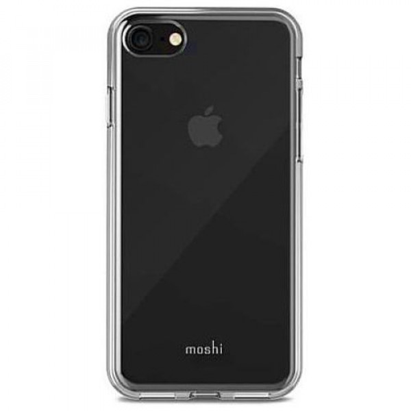 Чехол-накладка Moshi Vitros Clear Protective Case Crystal Clear for iPhone SE (2020)/8/7 (99MO103902)