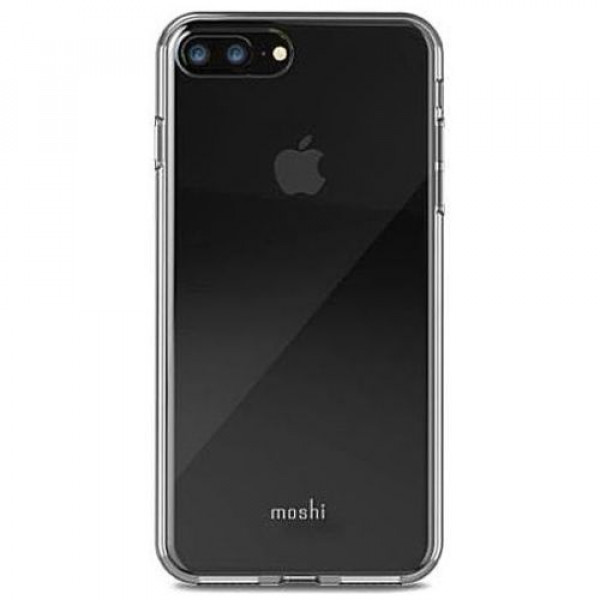 Чехол-накладка Moshi Vitros Clear Protective Case Crystal Clear for iPhone 8Plus/7Plus (99MO103903)