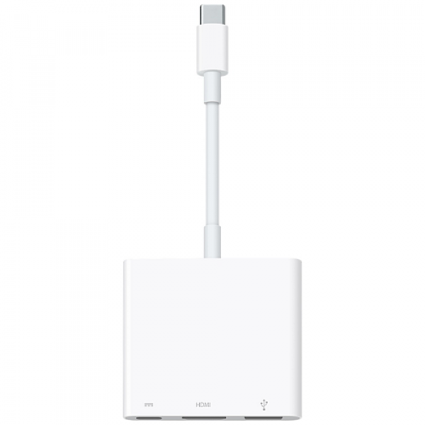 Переходник Apple USB-C Digital AV Multiport Adapter (MJ1K2AM)