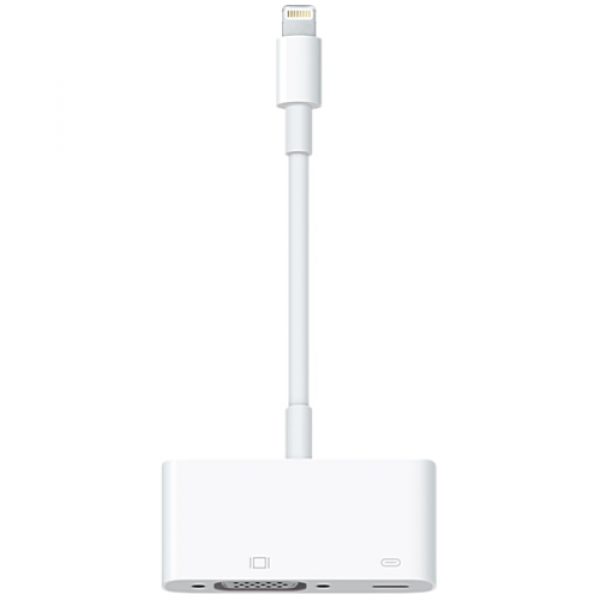 Переходник Apple Lightning to VGA Adapter (MD825)