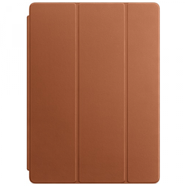 Чехол-обложка Apple Leather Smart Cover iPad Pro 12.9 Saddle Brown (MPV12)