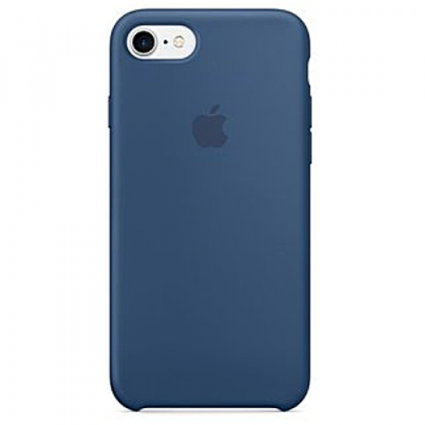 Чехол-накладка Apple iPhone 7/8 Silicone Case Ocean Blue (MMWW2)