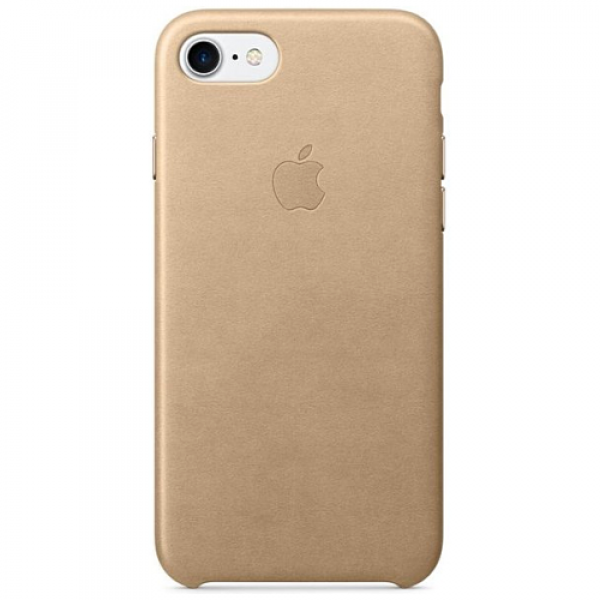 Чехол-накладка Apple iPhone 7/8 Leather Case Tan (MMY72)