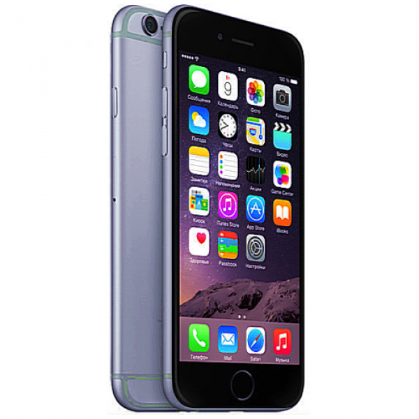 iPhone 6 32GB Space Gray (MQ3D2)