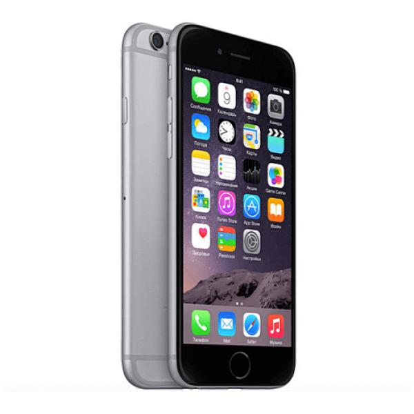 iPhone 6 32GB Space Gray (ТОВАР С ВИТРИНЫ)