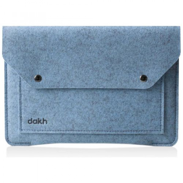 Чехол-папка DAKH for MacBook Pro 15'' Blue (WLB-LC-Pro15l-613)