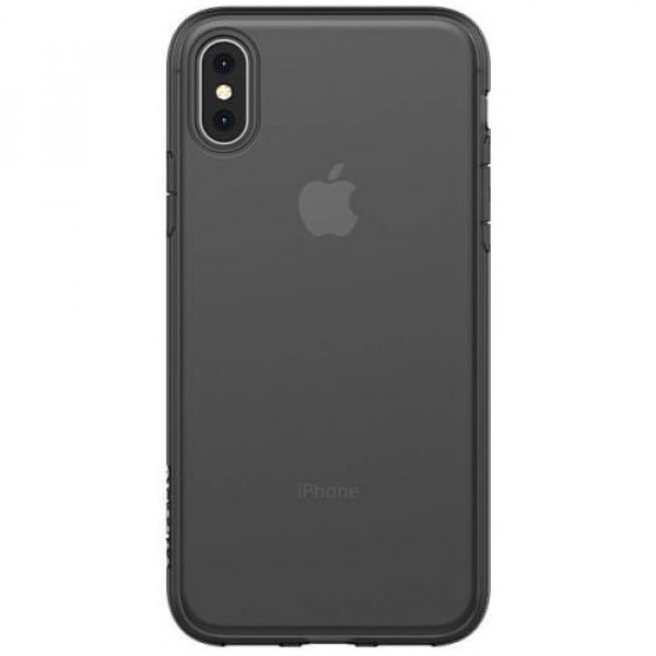 Чехол-накладка Incase Protective Clear Cover for iPhone XS Black (INPH210554-BLK)