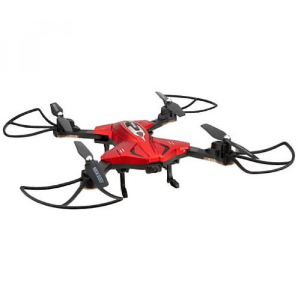 Квадрокоптер Skytech TK110HW Cam Foldable 6 Axis Red