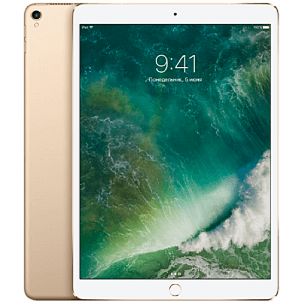 iPad Pro 10.5'' Wi-Fi + Cellular 256GB Gold (MPHJ2)